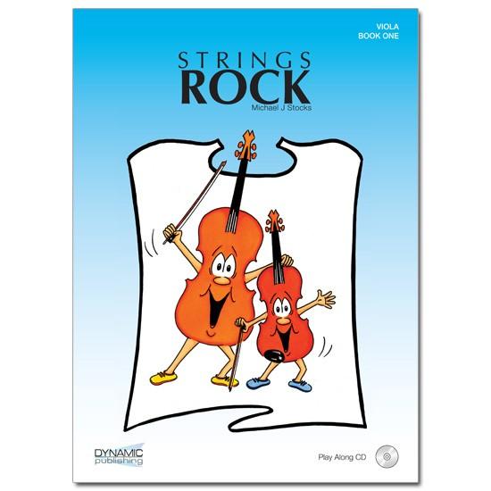 Strings Rock - Book 1 - Viola