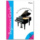 SCSM Piano Examination Book Beginner Grade