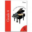 SCSM Piano Examination Book Grade 4
