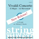 Vivaldi Concerto in G Major - 1st Mvt. (level 5)