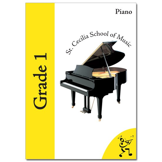 SCSM Piano Examination Book Grade 1
