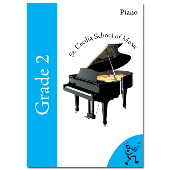 SCSM Piano Examination Book Grade 2
