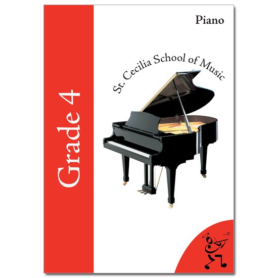 SCSM Piano Examination Book Grade 4