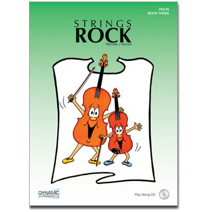 Strings Rock - Book 3