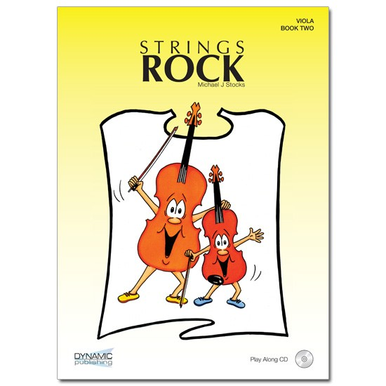 Strings Rock - Book 2 - Viola