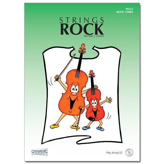 Strings Rock - Book 3 - Viola